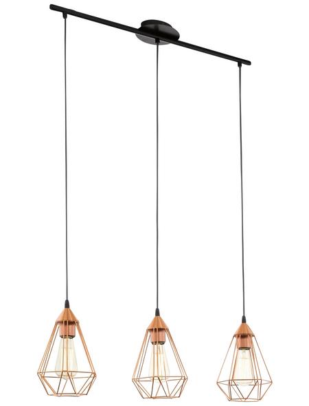EGLO Pendelleuchte »Tarbes« kupferfarben, 180 W, E27, ohne Leuchtmittel