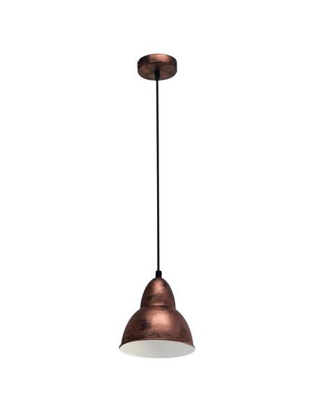 EGLO Pendelleuchte »TRURO«, kupferfarben, 60 W, E27, ohne Leuchtmittel