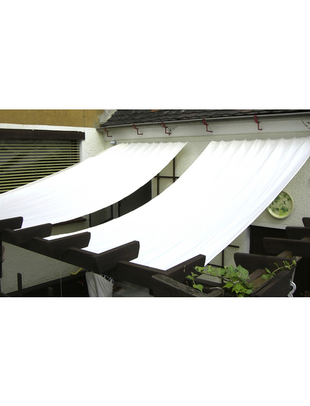 FLORACORD Pergola-Bausatz, rechteckig, 420 x 140 cm