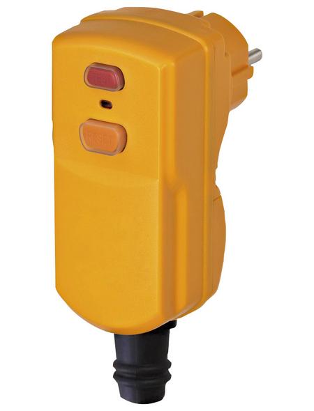 Brennenstuhl® Personenschutz-Stecker BDI-S 2 30 IP55