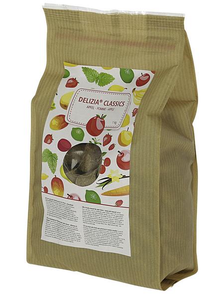KERBL Pferde-Belohnungswürfel »Delizia«, 1 kg, Apfel