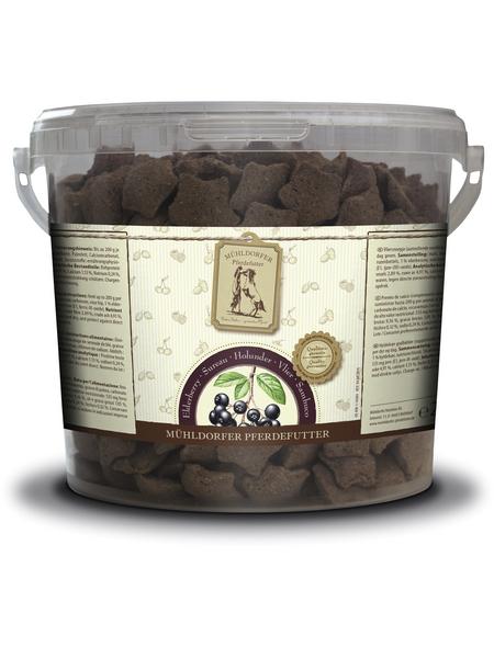 MÜHLDORFER NUTRITION AG Pferde-Snacks »Leckereien«, à 2000 g