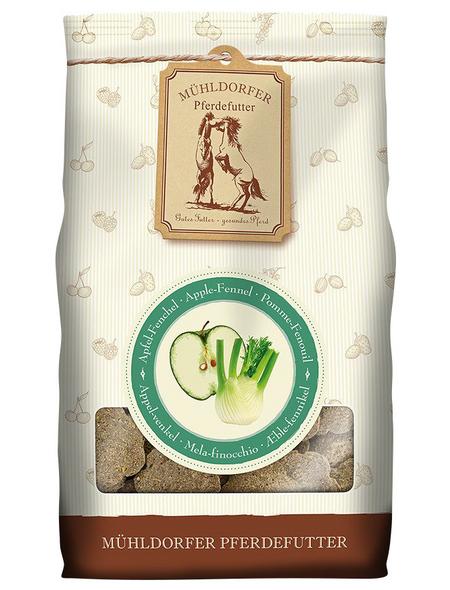 MÜHLDORFER NUTRITION AG Pferde-Snacks »Leckereien«, à 600 g