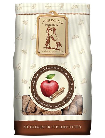 MÜHLDORFER NUTRITION AG Pferde-Snacks »Leckereien«, Apfel-Zimt