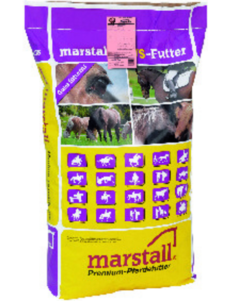 MARSTALL Pferdefutter »Alpaka-Linie«