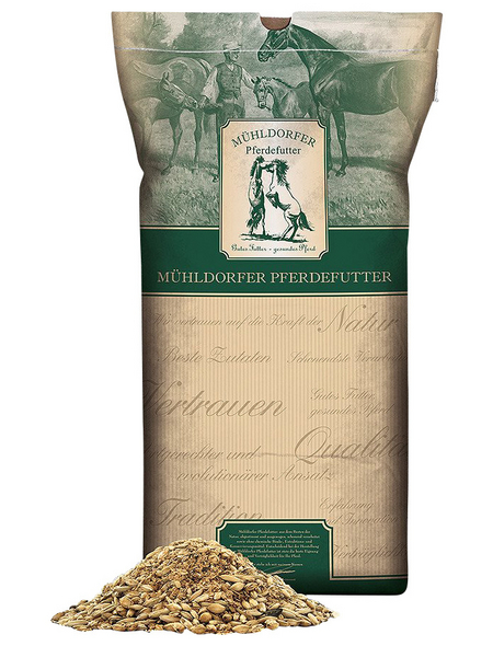 MÜHLDORFER NUTRITION AG Pferdefutter »Bio«, à 15000 g
