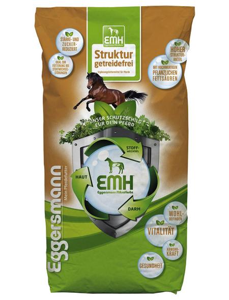 EGGERSMANN Pferdefutter »EMH Struktur getreidefrei«, à 15000 g