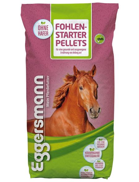 EGGERSMANN Pferdefutter »FOHLEN STARTER PELLETS«, Getreide