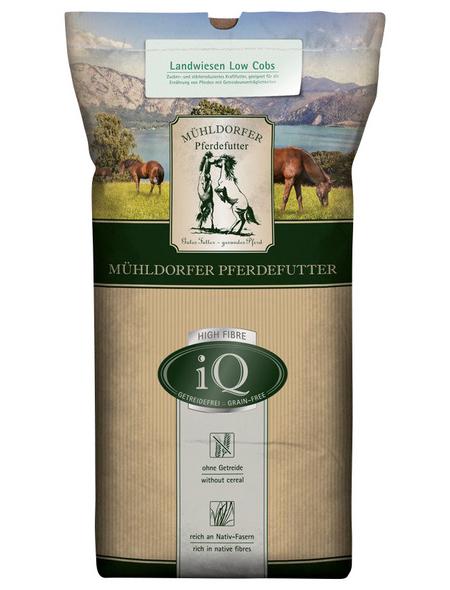 MÜHLDORFER NUTRITION AG Pferdefutter »iQ «