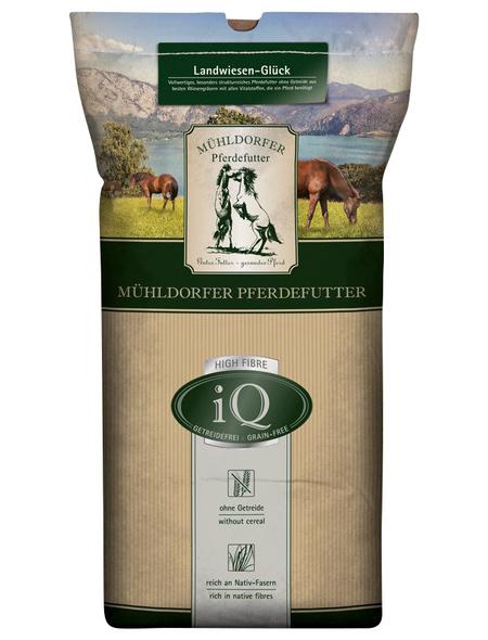 MÜHLDORFER NUTRITION AG Pferdefutter »iQ «, à 12500 g