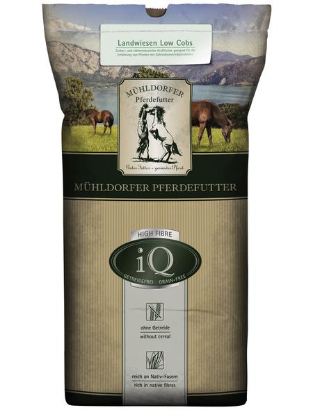 MÜHLDORFER NUTRITION AG Pferdefutter »iQ «, à 20000 g