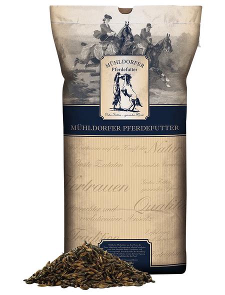 MÜHLDORFER NUTRITION AG Pferdefutter »Müsli und Vollkorn «, à 20000 g