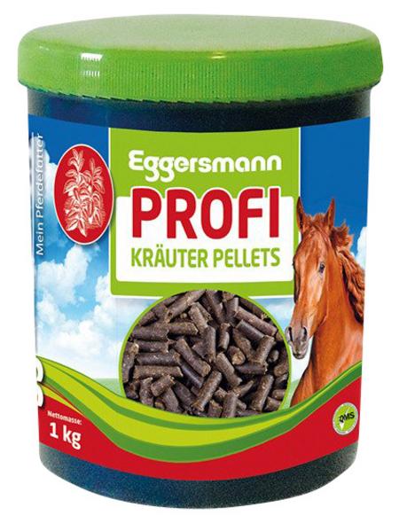 EGGERSMANN Pferdefutter »PROFI KRÄUTER PELLETS«, Kräuter