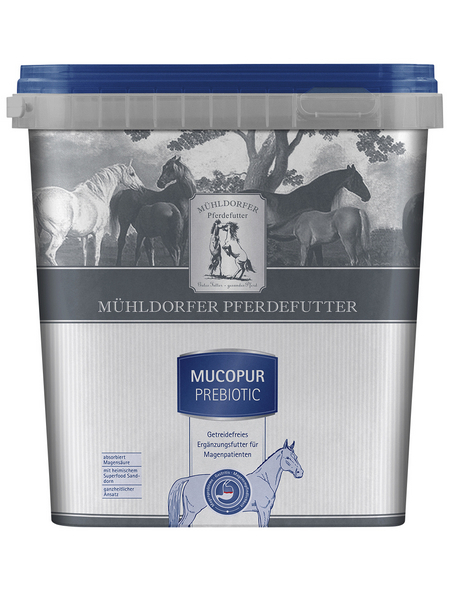MÜHLDORFER PFERDEFUTTER Pferdefutter »Therapeutika«, 2 kg