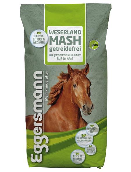 EGGERSMANN Pferdefutter »WESERLAND MASH getreidefrei«, Neutral