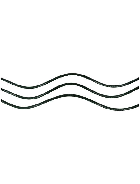 WINDHAGER Pflanzen-Spiralstab, metall