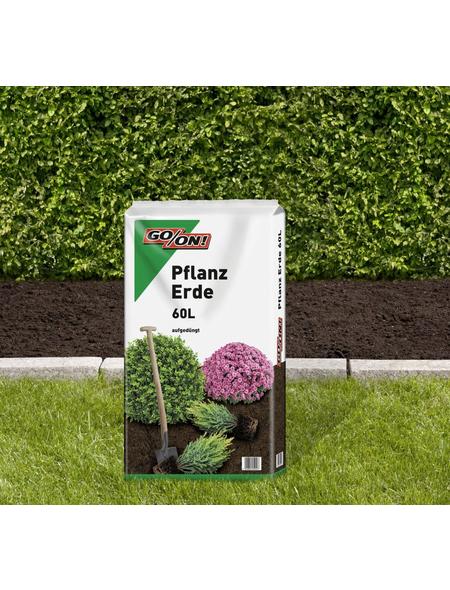 Pflanzenerde, 60 l, geeignet für: Bäume, Sträucher oder Blumen