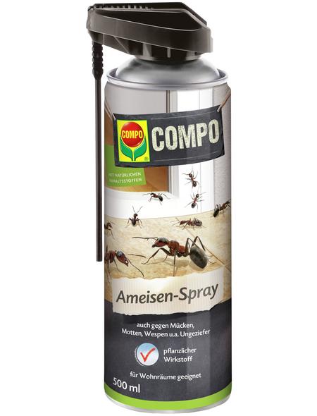 COMPO Pflanzenschutz »Ameisen-Spray N (Bio)«, Naturmaterial, 500 ml