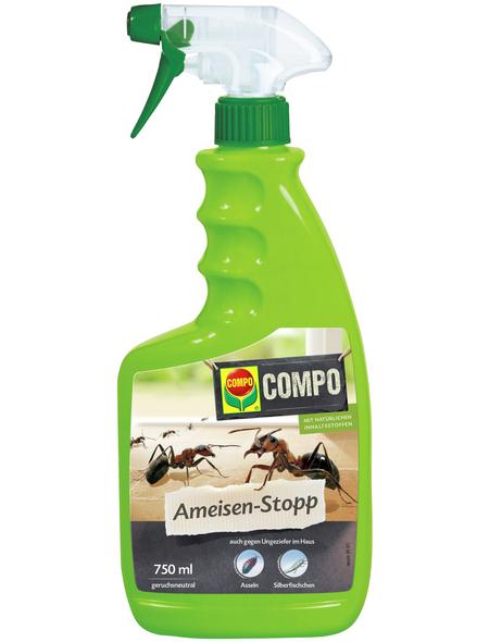 COMPO Pflanzenschutz »Ameisen-Stop N (Bio)«, Naturmaterial, 750 ml