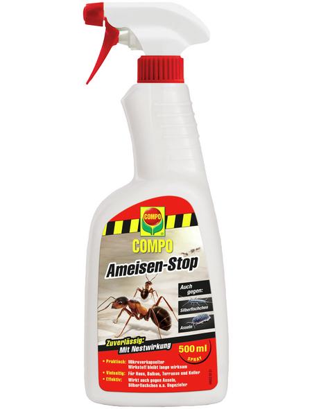 COMPO Pflanzenschutz »Ameisen-Stop«, Naturmaterial, 500 ml