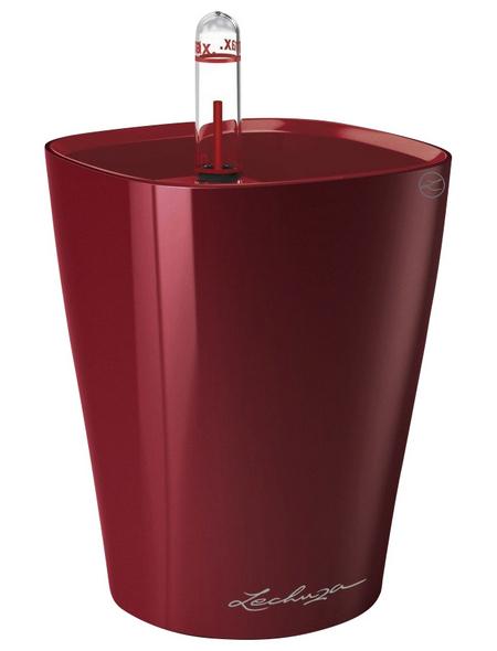 LECHUZA Pflanzgefäß »DELTINI«, ØxH: 10 x 13 cm, rot