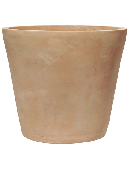Kirschke Pflanzgefäß »ENZO«, ØxH: 49 x 42 cm, terrakottafarben