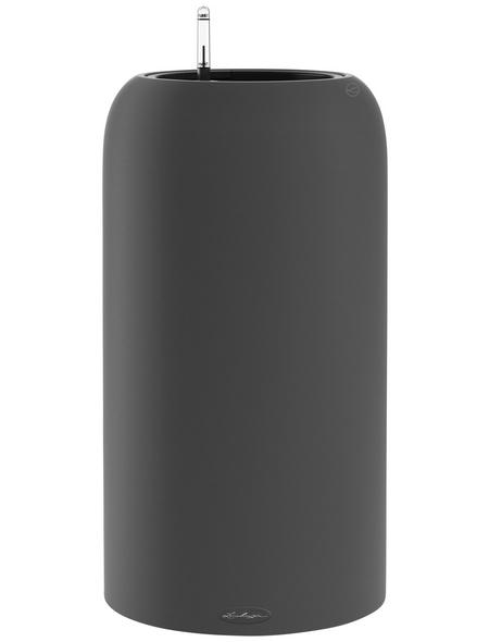 LECHUZA Pflanzgefäß »HAVALO«, ØxH: 33 x 33 cm, grau