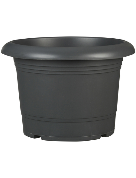 SCHEURICH Pflanzgefäß »OLIVER«, ØxH: x 32 cm, grau/anthrazit
