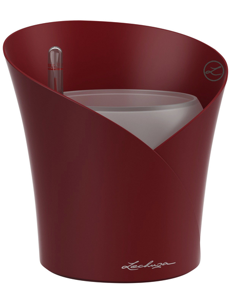 LECHUZA Pflanzgefäß »ORCHIDEA«, ØxH: 18 x 20 cm, rot