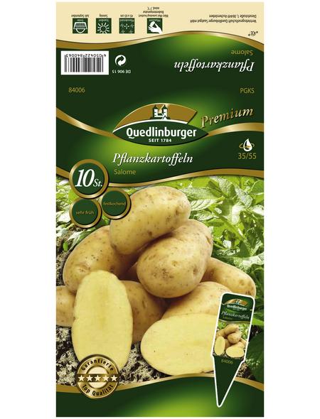 Quedlinburger Pflanzkartoffel, Solanum tuberosum »Salome «, 10 Stück