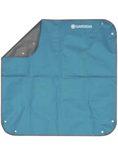 GARDENA Pflanzmatte »city gardening«, Polypropylen, blau, BxL: 0,8 x 0,8 m