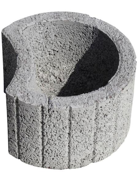 EHL Pflanzring, BxHxL: 35 x 20 x 28 cm, Beton