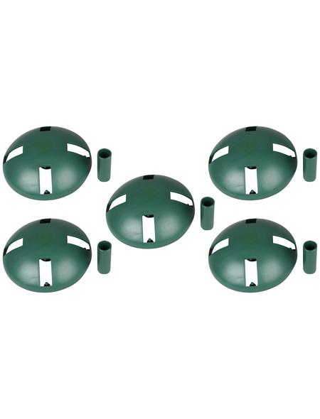 WINDHAGER Pflanzstab-Netzhalter, Polyethylen (PE)