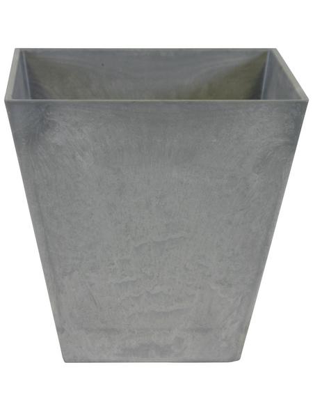 ARTSTONE Pflanztopf »Artstone«, Breite: 20 cm, grau, Kunststoff