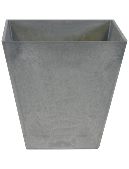 ARTSTONE Pflanztopf »Artstone«, Breite: 25 cm, grau, Kunststoff