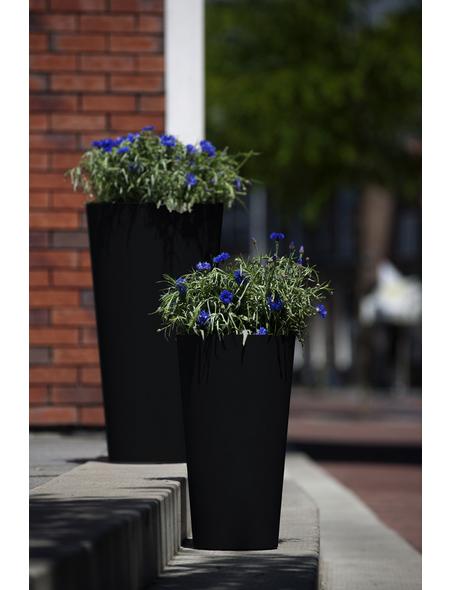ARTSTONE Pflanztopf »Artstone«, Breite: 26 cm, schwarz, Kunststoff