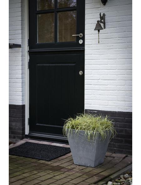 ARTSTONE Pflanztopf »Artstone«, Breite: 40 cm, schwarz, Kunststoff