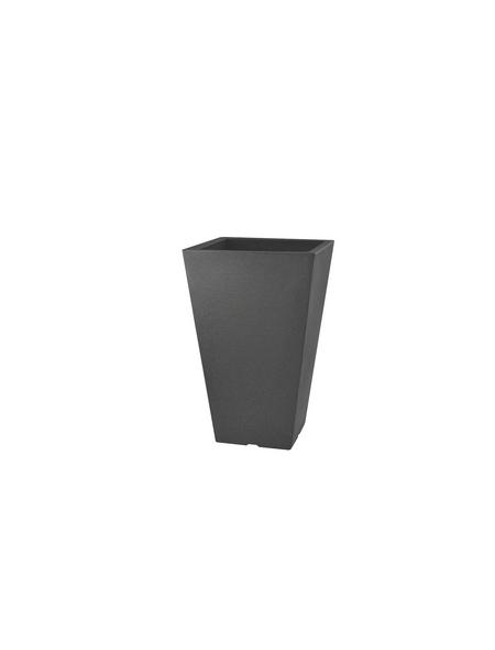 Pflanzvase »Capri«, BxHxT: 24 x 35 x 24 cm, anthrazit
