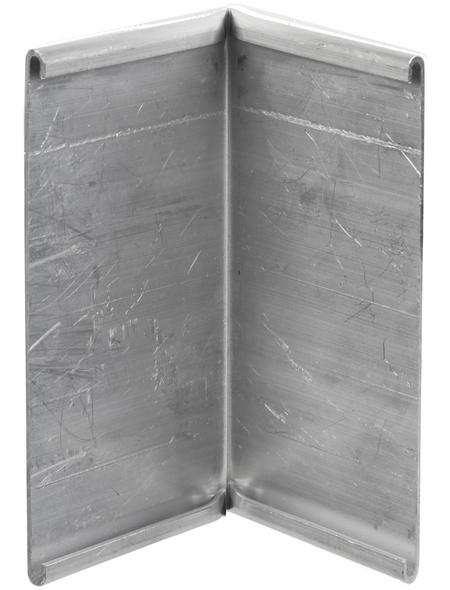MR. GARDENER Pflasterkante »Mr.GARDENER«, 10,3 x 5 x 5, Aluminium