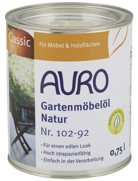 AURO Pflegeöl »Classic«, natur, 0,75 l