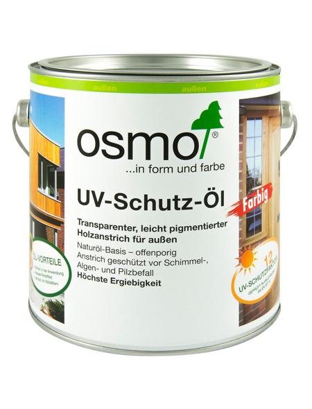 OSMO Pflegeöl, für außen, 2,5 l, Fichte/Tanne, seidenmatt