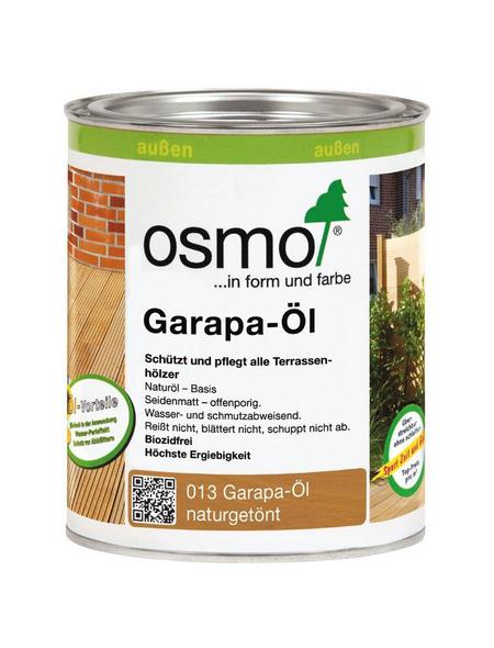 OSMO Pflegeöl, transparent, seidenmatt, 0,75 l