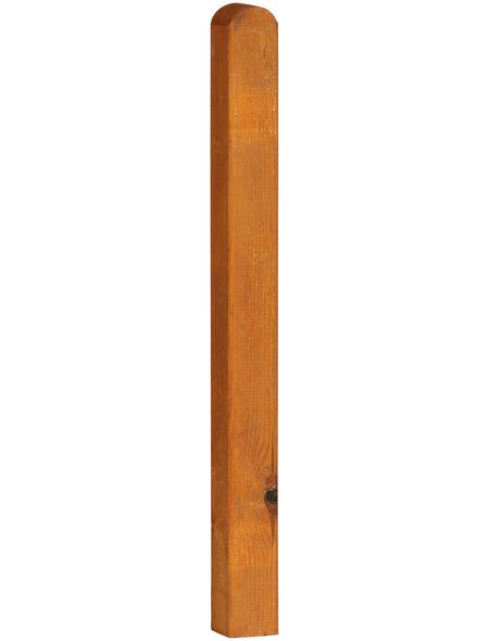 MR. GARDENER Pfosten, Holz, BxLxT: 9 x 190 x 9 cm
