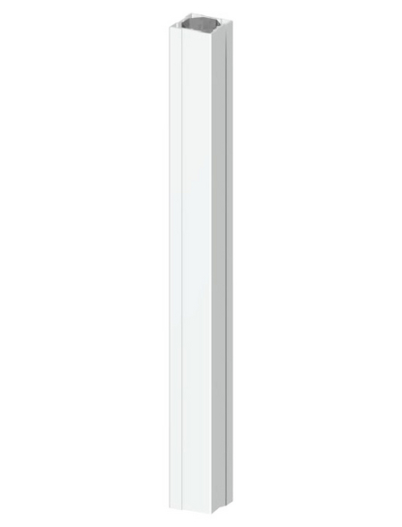 TraumGarten Pfosten »Longlife «, Kunststoff, BxLxT: 8 x 85 x 8 cm