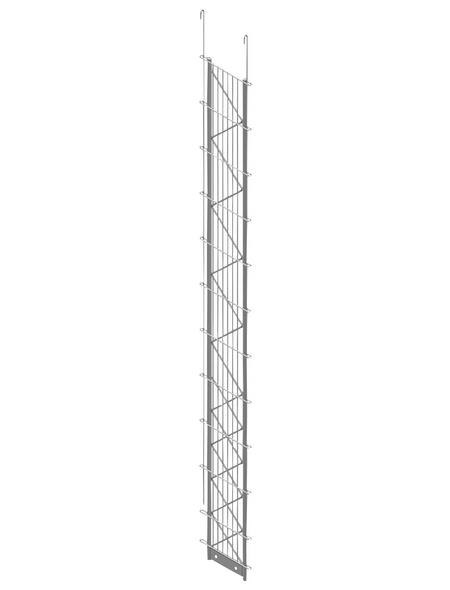 BELLISSA Pfosten »PALOfix 200«, HxL: 220 x 26,5 cm, Stahl