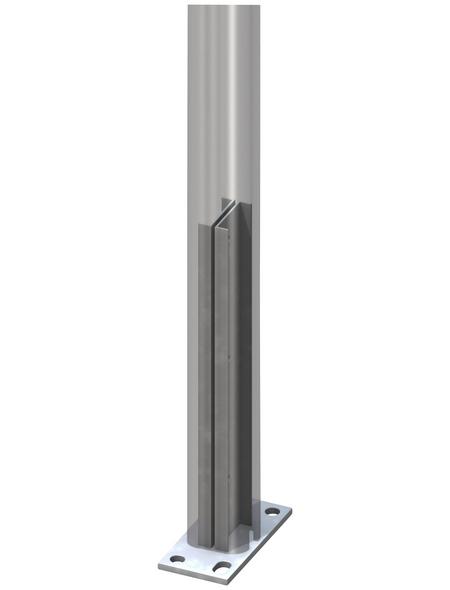 TraumGarten Pfosten »System «, Metall, BxLxT: 7,3 x 105 x 6,6 cm
