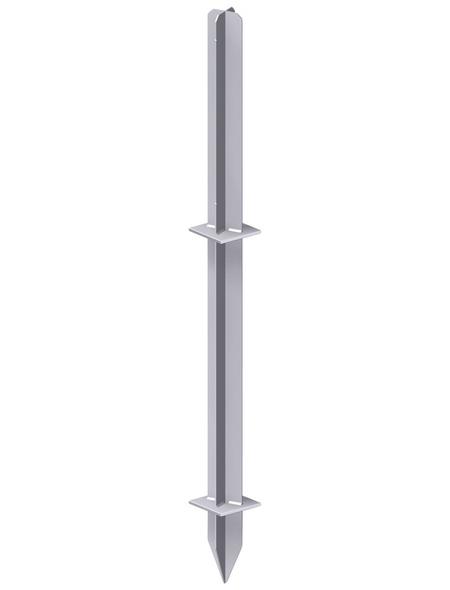 TraumGarten Pfostenträger »Longlife«, Stahl, BxL: 90 x 1050 mm