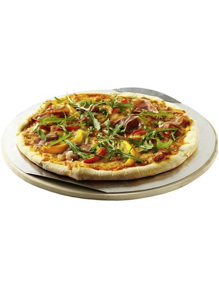 WEBER Pizzastein, braun