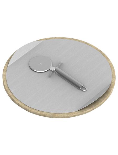 CAMPINGAZ Pizzastein, Keramik, Durchmesser: 29 cm