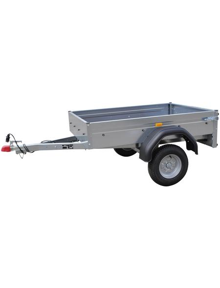 STEMA PKW-Anhänger »AN550«,  BxLxH: 108 cm x 154 cm x 26,5 cm, max. Nutzlast 455 kg